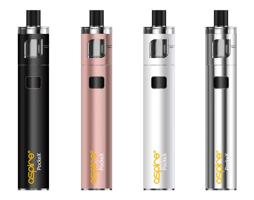 Aspire PockeX Pocket AIO 1500 mAh ANNIVERSARY EDITION BLACK GOLD