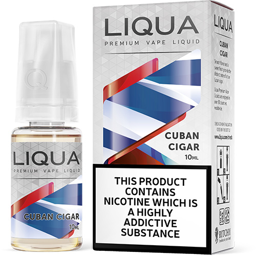 Liqua Elements Cuban Cigar 10ml