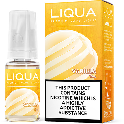 Liqua Elements Vanilka 10ml