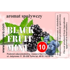 MIX Black fruit Mint