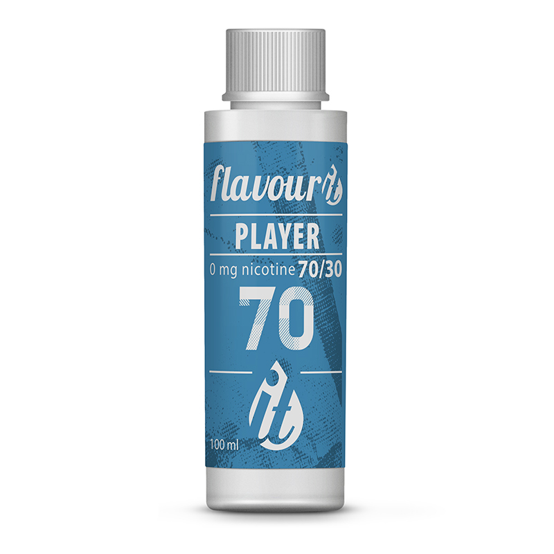 Flavourit PLAYER báze 70/30 Dripper 100 ml