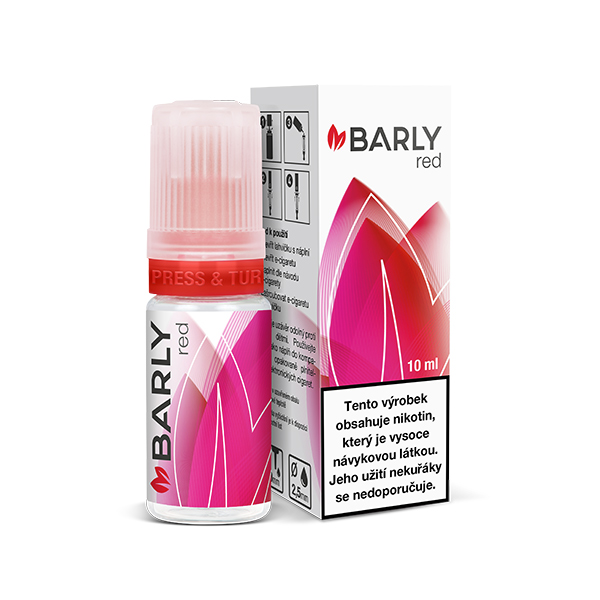 Barly RED 10 ml
