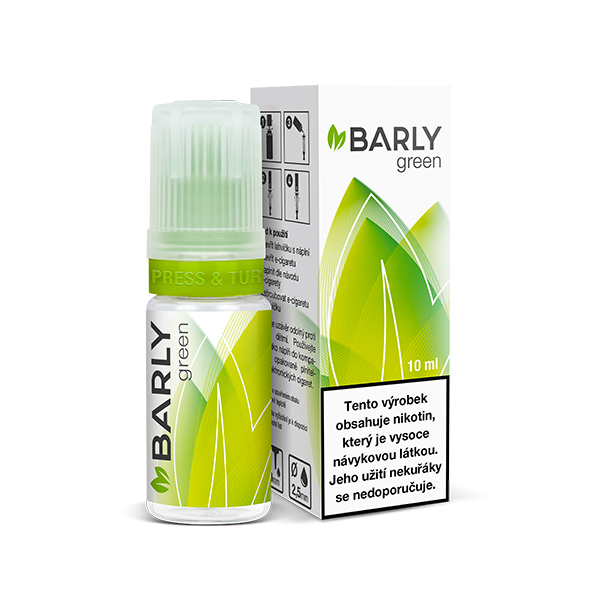 Barly GREEN 10 ml