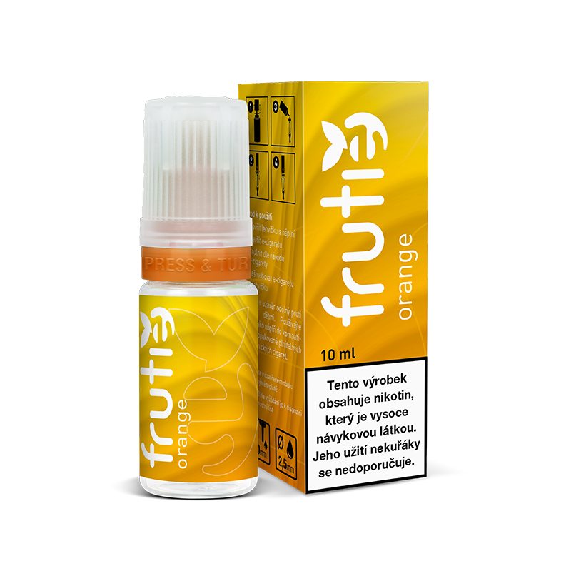 Frutie Pomeranč - Orange 10 ml