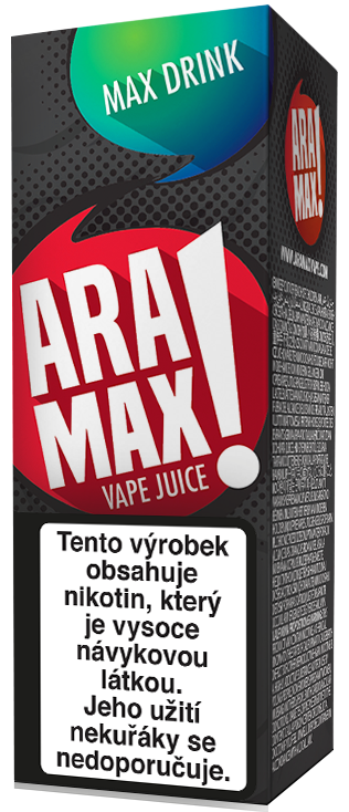 Energy / Drink - Aramax liquid - 10ml
