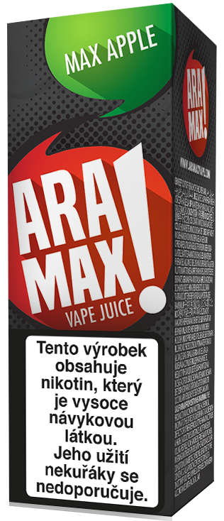 Jablko / Apple - Aramax liquid - 10ml
