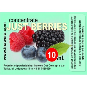 Just Berries - koncentrát