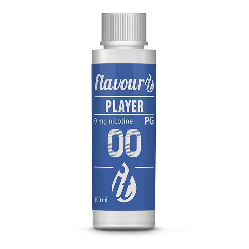Flavourit PLAYER báze PG 100 ml