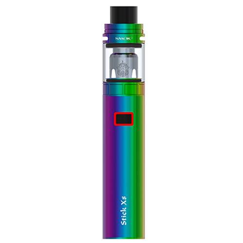 SMOK Stick X8 kit, duhová