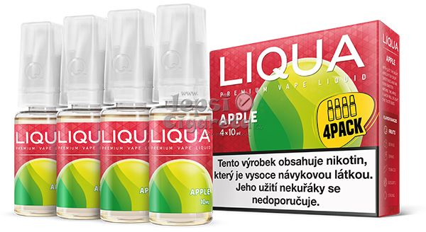 Liqua Elements Jablko 4x10ml