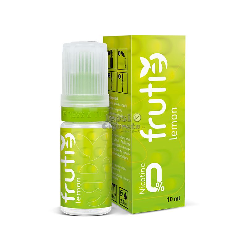 Frutie Citron - Lemon 10 ml