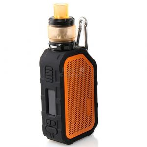 Wismec Active Bluetooth Music TC s AmorNS Plus - oranžový