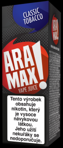 Classic Tobacco - Aramax liquid - 10ml