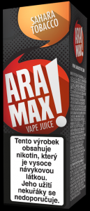 Sahara Tobacco - Aramax liquid - 10ml