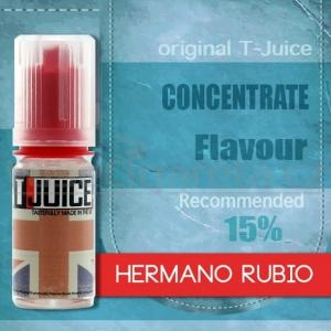 Příchuť T-Juice - Hermano Rubio 10 ml