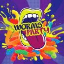 Příchut Big Mouth - Worms Party (ovocné želé žížaly)