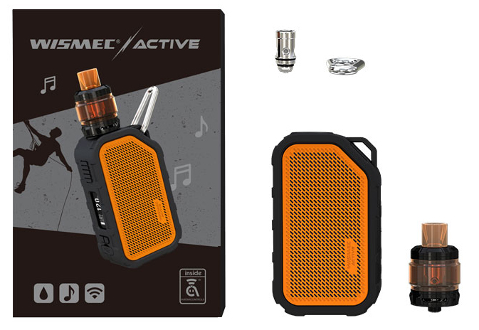 Wismec Active Bluetooth Music